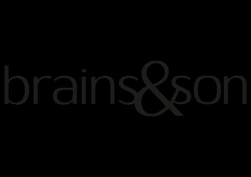 Brains&Son – Haarverdichtung mit Streuhaar für volle Haare bei Haarausfall oder Geheimratsecken